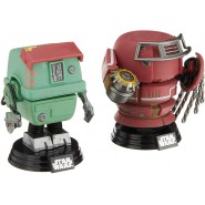 Special 2-Pack  2 FIGHTING DROIDS 12cm Star Wars EXCLUSIVE Funko POP