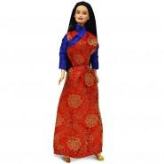BARBIE Playset DOLL INDIA version TAJ MAHAL Originale Mattel GPR24