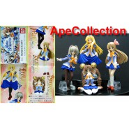 RARO Set 4 Figure MOE A LA MODE 4 Gashapon BANDAI FIGURES Sexy Girls Manga MINT