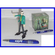 Figure 10cm LUPIN from Movie CASTLE OF CAGLIOSTRO Banpresto POSE
