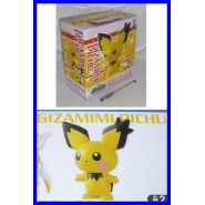 GRANDE Figura Collezione PICHU Pikachu POKEMON Originale RARA Banpresto DX Japan