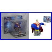 SUPERMAN Stupendo BUSTO IN RESINA Originale JUSTICE LEAGUE OF AMERICA Nuovo RARO