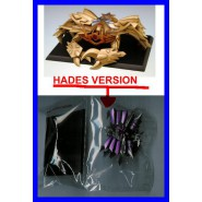 RARE SECRET Figure CANCER Surprlice HADES from SAINT SEIYA HAPPINET Trading Figures SERIE 2