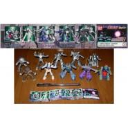 SET 10 Figure Modellini Robot GUNDAM Serie PART 8 BANDAI Gashapon SUPER PREZZO
