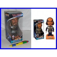 STAR TREK Figura Collezione CAPTAIN KRUGE BobbleHead FUNKO Originale