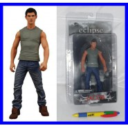 FIGURA Action JACOB Action 18cm da TWILIGHT ECLIPSE Originale NECA USA