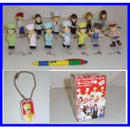 SET 15 Trading Figures MORNING MUSUME Part 1 Originali JAPAN Music NUOVE J-Pop
