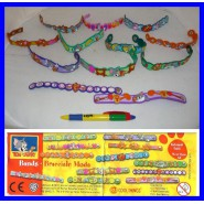 TOM & JERRY Set 12 BANDS Braccialetti Moda Bimbo ORIGINALI COOL THINGS ITALY