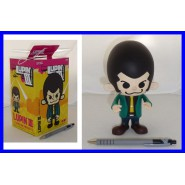 LUPIN III Green Jacker FIGURE 16cm PANSON WORK SOFUBI DX 1 Banpresto JAPAN