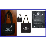 DEATH NOTE Tote Baga RYUK with RULES Official ORIGINAL