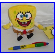 Plush SPONGEBOB 15cm Original SQUARE PANTS