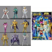 Set 9 Trading Figures SAINT SEIYA HADES Chapter PART 1 Bandai Japan