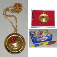 SAILOR MOON Necklace with Pendant MOON SHIELD