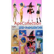 SET 4 Figure BEST ANIMATION SEXY GIRLS Manga Anime WITCH TAI MOE Bandai JAPAN Gashapon