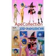 SET 4 Figures BEST ANIMATION SEXY GIRLS Manga Anime WITCH TAI MOE Bandai JAPAN Gashapon