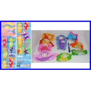 Set 9 TELETUBBIES INFLATABLES Versione SMALL Mini PO LAA-LAA TINKY WINKY DIPSY NOO-NOO