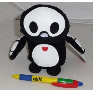 SKELANIMALS Stupendo Peluche 15cm PEN PINGUINO Penguin ORIGINALE Ufficiale NUOVO
