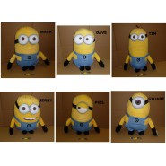 MINIONS Plush XXL Minion 70cm ORIGINAL Despicable Me