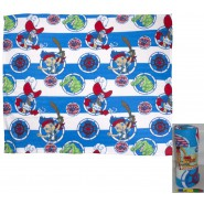 Blanket JAKE and Neverland PIRATES 120x150cm PLAID Disney