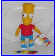 SIMPSONS Peluche 25cm BART Originale Ufficiale