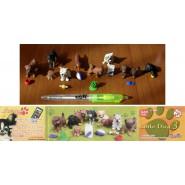SET 8 Mini Figure LITTLE DOGS Cani PART 3 Gashapon Bandai