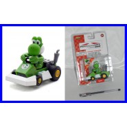 Model 10cm YOSHI KART with BLISTER Original SUPER MARIO NINTENDO