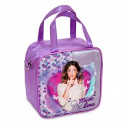 VIOLETTA Music Love BAG 21x21cm Original DISNEY