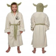STAR WARS Child Bath Robe YODA Jedi ORIGINAL