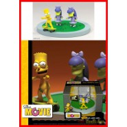 SIMPSONS Diorama DOUBLE DARE Sound PARLANTE BART Nudo McFarlane USA
