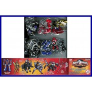 SET 6 Figures POWER RANGERS Mystic Force KNIGHTS Bandai SUPER SENTAI Gashapon