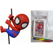 MINI Figura SPIDERMAN Uomo Ragno NECA SCALERS 5cm Originale WAVE 2 Nuovo MARVEL