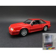 dal film GHOST Ford Mustang 1987 Modello Auto 1/64 Originale DIECAST New GREENLIGHT