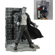 SIN CITY Rara FIGURA DELUXE Diorama MARV Originale Ufficiale DIAMOND SELECT New