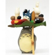 MY NEIGHBOUR TOTORO Set KIT 17 Pieces FIGURES Diorama