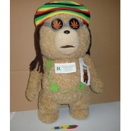 Film TED Plush XXL 60cm RASTA Jamaican TALKING Original