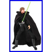 STAR WARS Rara Figura LUKE SKYWALKER JEDI Parlante ENORME 50cm DIAMOND USA
