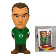 BIG BANG THEORY Figura SHELDON COOPER 15cm ANTI STRESS Originale SD TOYS Figure