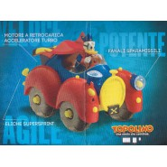 Gadget AUTO 313 PAPERINK EXTREME 2013 NEW CAR Pikappa DONALD DUCK HERO Italy