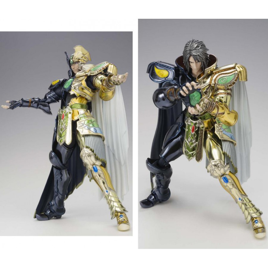 Top price figura gemini saga gemelli myth cloth saint seiya legend sanctuary bandai movie - Decor saint seiya myth cloth ...