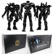 PACIFIC RIM Box 3 Figure Action JAEGER 18cm Exclusive SDCC 2014 Neca USA Limited