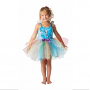 COSTUME Carnival Dress RAINBOW DASH Girl MY LITTLE PONY Mio Mini RUBIE'S