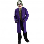 COSTUME Carnevale THE JOKER Bambin BATMAN Dark Knight RUBIE'S