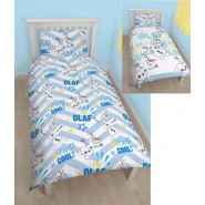Disney FROZEN Bed Set OLAF 135x200 DUVET COVER Rotary