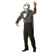 COSTUME Carnevale JACK SKELLINGTON Adulto RUBIE'S Rubies DISNEY Nightmare NBX