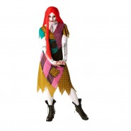 COSTUME Carnevale SALLY Donna NBX Adulto RUBIE'S Rubies DISNEY Nightmare Xmas