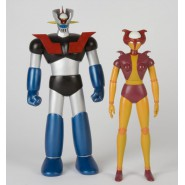 BOXED SET 2 Figure Action MAZINGA Z e APHRODITE A 16cm SD TOYS