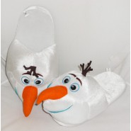 Pair of SLIPPERS Frozen OLAF