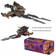 PREDATOR Alien Hunter BLADE FIGHTER Veicolo 60cm NECA Nuovo ORIGINALE Predators