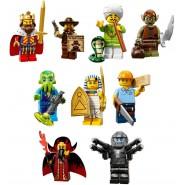MINI LEGO Figures SERIE 13 Figura A VOSTRA SCELTA Nuova Busta ORIGINALE