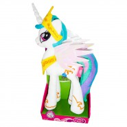 MY LITTLE PONY Plush CELESTIA 25cm Sounds Lights FAMOSA